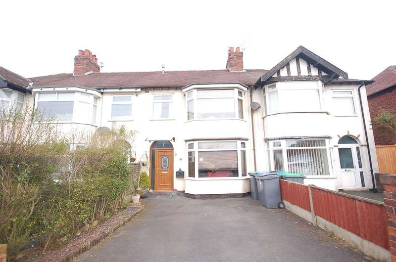 4 Bedrooms Terraced House for sale in Warbreck Hill Road, Blackpool