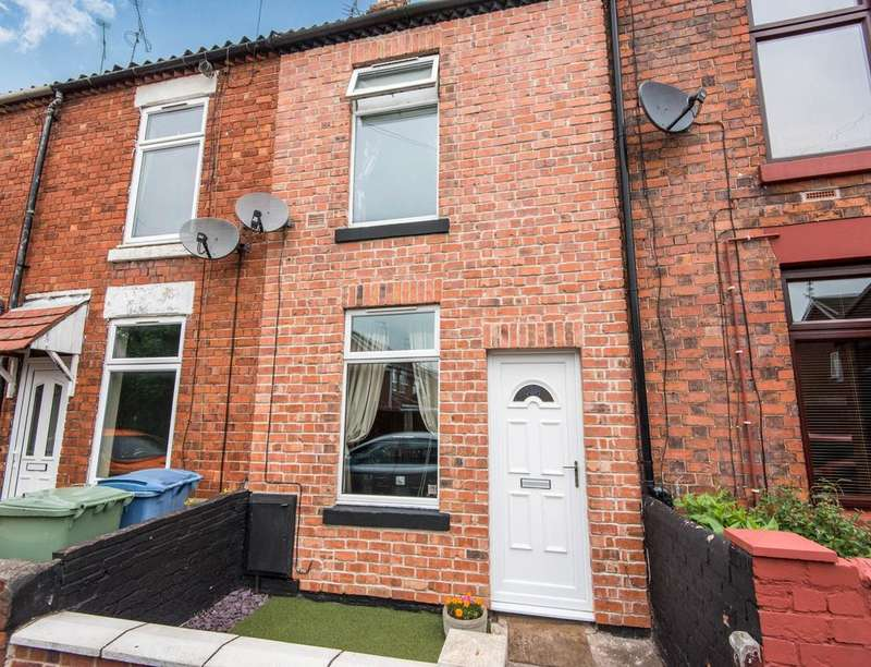 3 Bedrooms Property for sale in Whitehall Road, Retford, DN22
