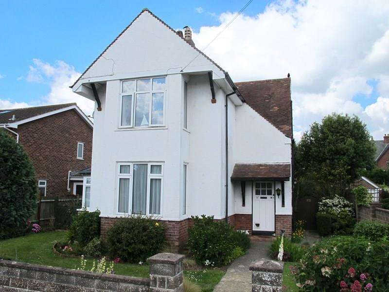 2 Bedrooms Apartment Flat for sale in Studland Road, Lee-On-The-Solent