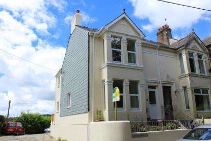 3 Bedrooms End Of Terrace House for sale in Calstock, Cornwall
