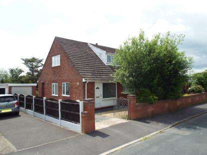 3 Bedrooms Semi Detached House for sale in Worthing Road, Ingol, Preston, Lancashire, PR2