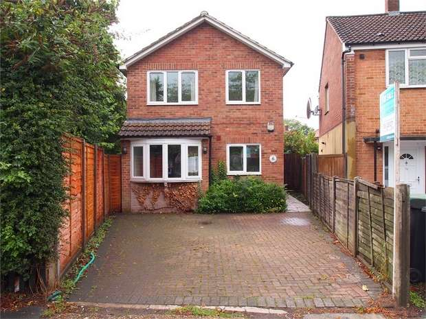2 Bedrooms Detached House for sale in Bennetts End Road, Bennetts End, Hemel Hempstead, Hertfordshire