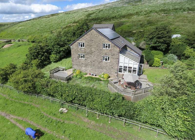 4 Bedrooms Property for sale in Higher Duxbury Fold Farm, Long Hey Lane, Pickup Bank, Darwen