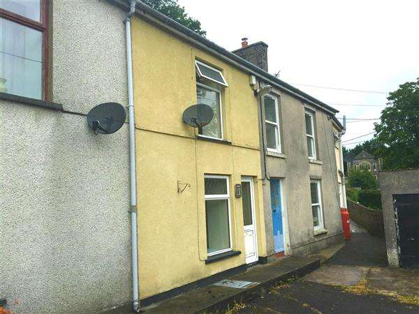 1 Bedroom Terraced House for sale in Fountain Row, West Carmarthenshire, Meidrim