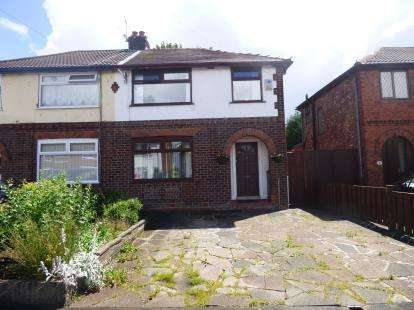 3 Bedrooms Semi Detached House for sale in Newlyn Drive, Bredbury, Stockport, Greater Manchester