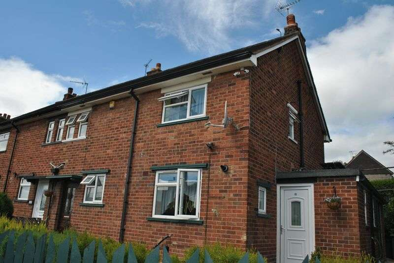 3 Bedrooms Semi Detached House for sale in Victoria Road, Wrexham