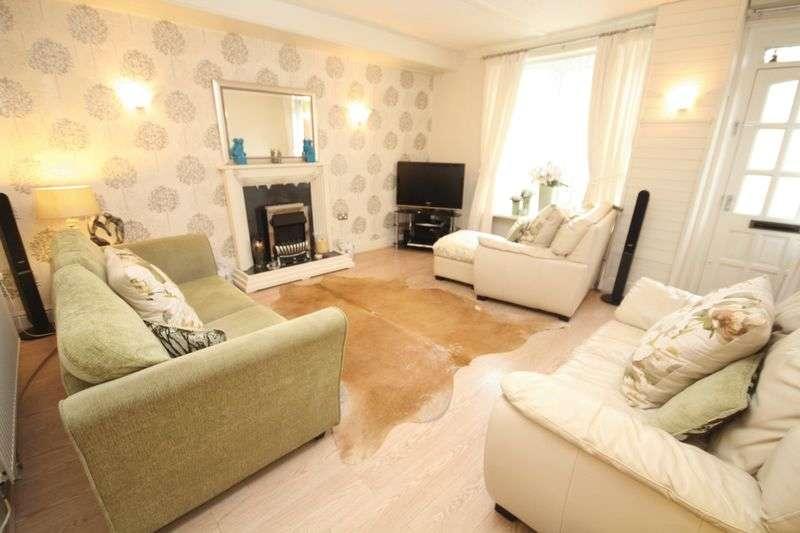 3 Bedrooms Terraced House for sale in EDENFIELD ROAD, Norden, Rochdale OL11 5XE