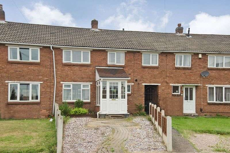 3 Bedrooms Terraced House for sale in Cedar Avenue, Brownhils, Walsall