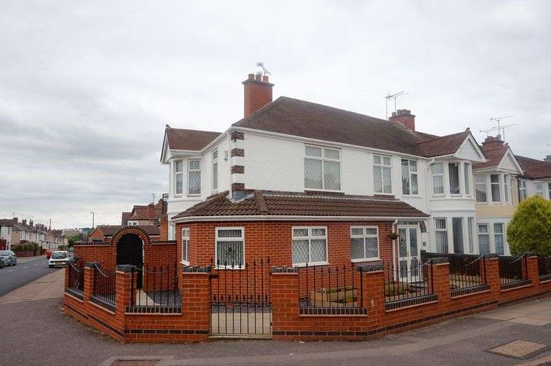 4 Bedrooms Terraced House for sale in Southbank Road, Coundon