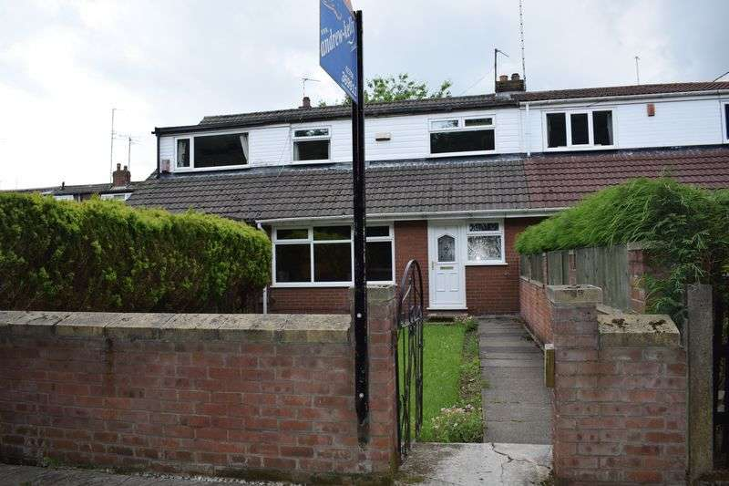 3 Bedrooms Terraced House for sale in Lincoln Walk, Heywood