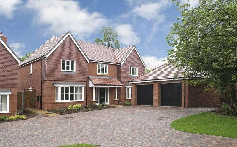 5 Bedrooms Detached House for sale in Roberts House, Western Road, Hagley
