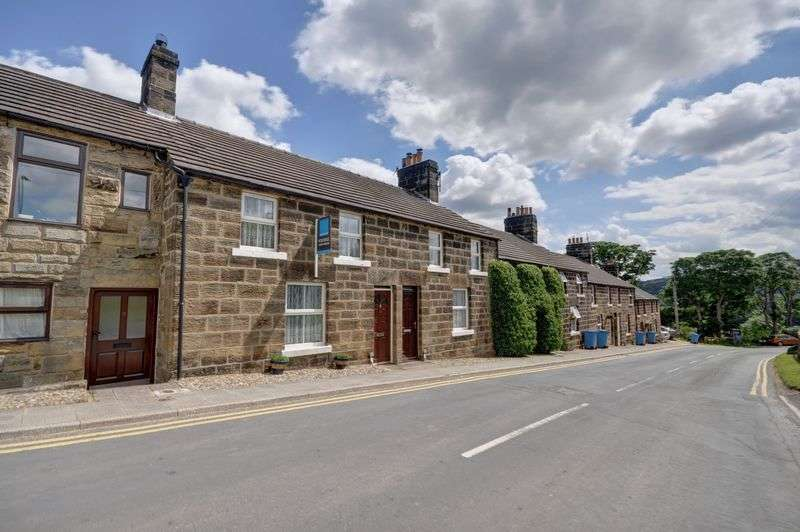 3 Bedrooms Terraced House for sale in High Terrace, Glaisdale