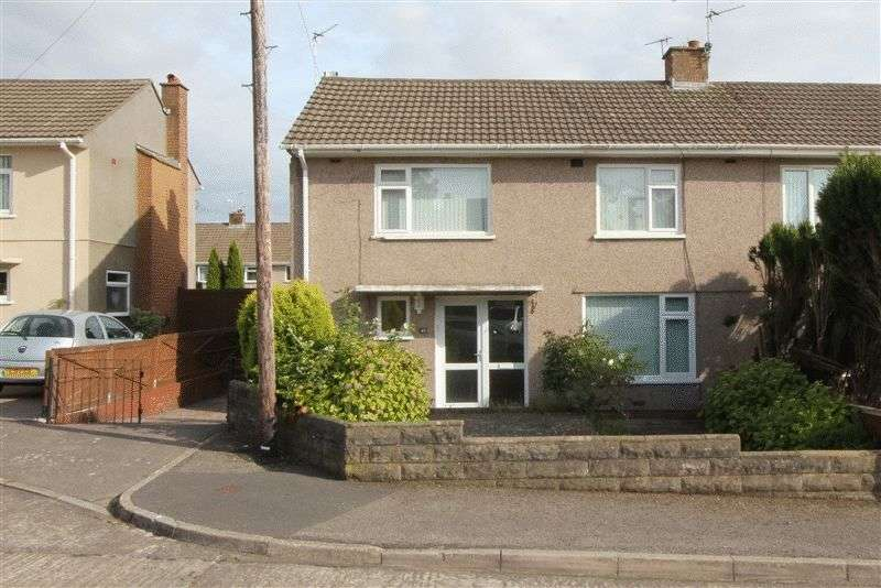 3 Bedrooms Semi Detached House for sale in St. Pauls Avenue, Penarth