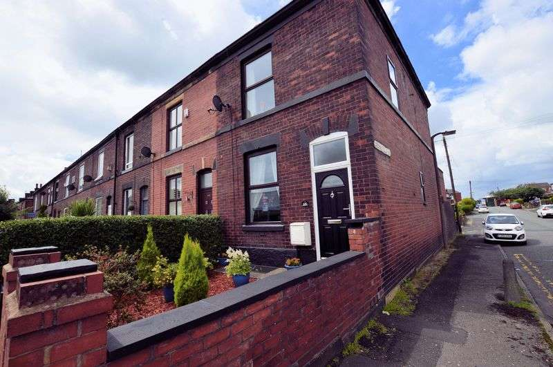 2 Bedrooms Terraced House for sale in Manchester Road, Bury
