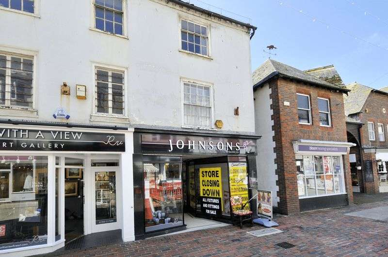 Property for sale in Warwick Street, Worthing