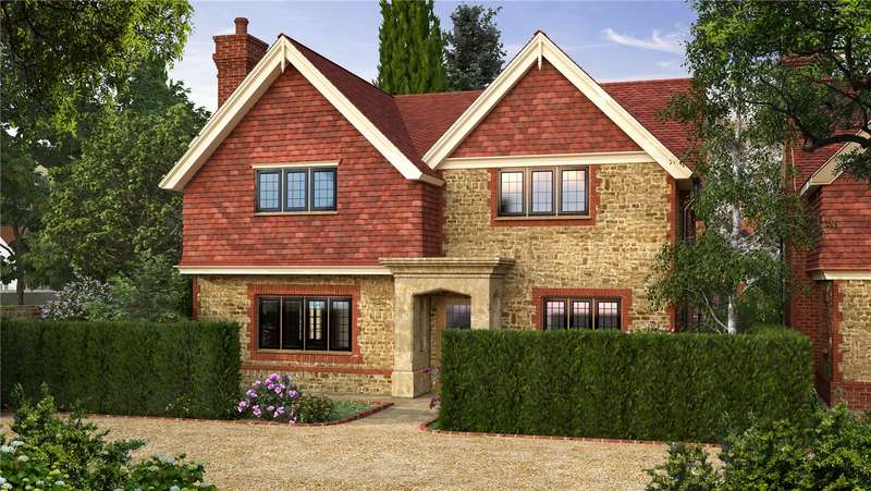 4 Bedrooms Detached House for sale in St Catherine's Field, Church Hill, Shere, Guildford, GU5