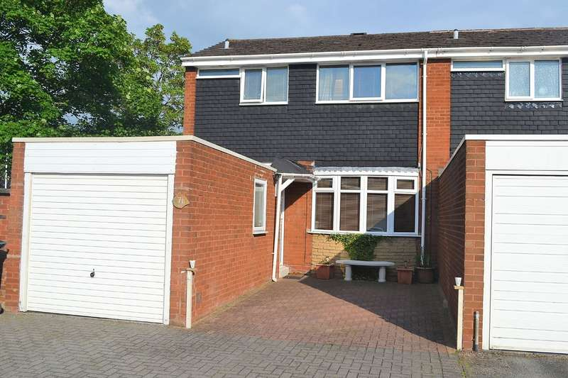 3 Bedrooms End Of Terrace House for sale in Eastern Avenue, Lichfield, WS13 6RL