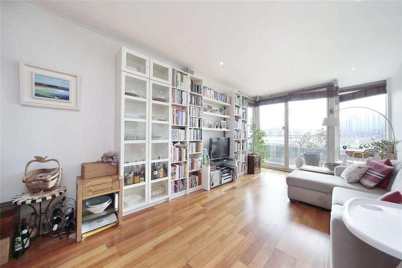 2 Bedrooms Flat for sale in The Bridge, 334 Queenstown Road, SW8