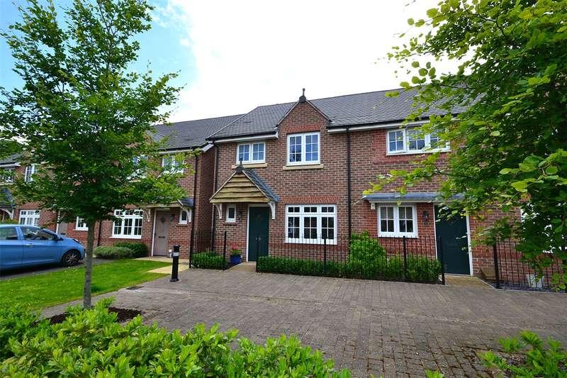 3 Bedrooms End Of Terrace House for sale in Flycatcher Keep, Jennett's Park, Bracknell, Berkshire, RG12