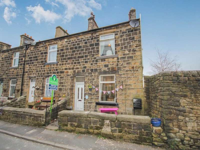 3 Bedrooms Property for sale in High Spring Road, Thwaites Brow, Keighley, BD21