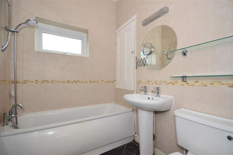 2 Bedrooms Ground Maisonette Flat for sale in St. James Road, Sutton, Surrey