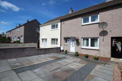 2 Bedrooms Terraced House for sale in Belmont Drive, Ayr