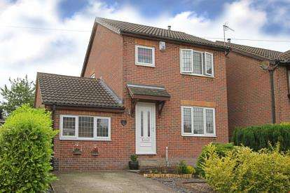 3 Bedrooms Detached House for sale in School Road, Beighton, Sheffield, South Yorkshire