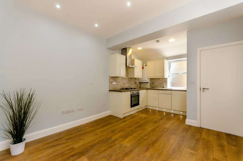 4 Bedrooms Maisonette Flat for sale in Garratt Lane, Earlsfield, SW17