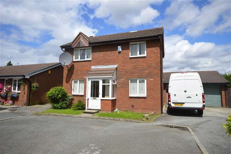 3 Bedrooms Property for sale in BLADEN CLOSE, Cheadle Hulme, CHEADLE