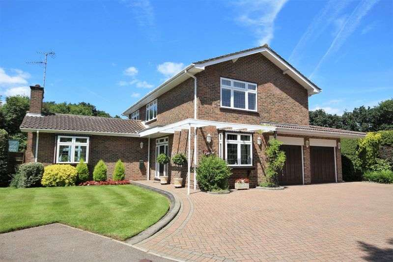 4 Bedrooms Detached House for sale in Kingfishers, Ingatestone
