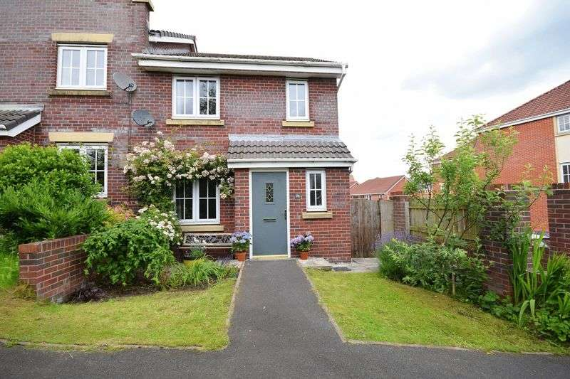 3 Bedrooms Semi Detached House for sale in Willowbrook Walk, Norton Heights
