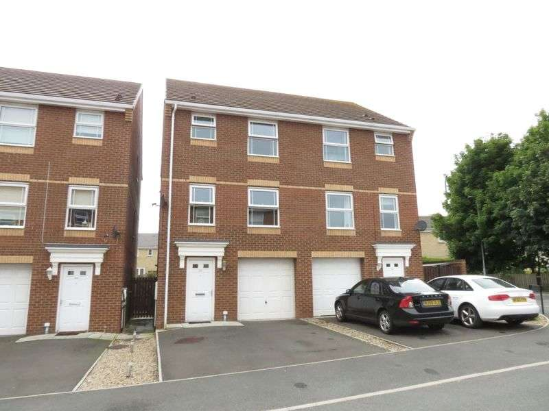 4 Bedrooms Semi Detached House for sale in Dreswick Court, Seaham