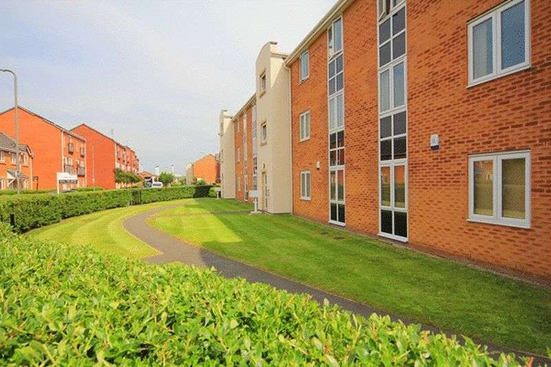 2 Bedrooms Flat for sale in Hansby Drive, Speke, Liverpool, L24