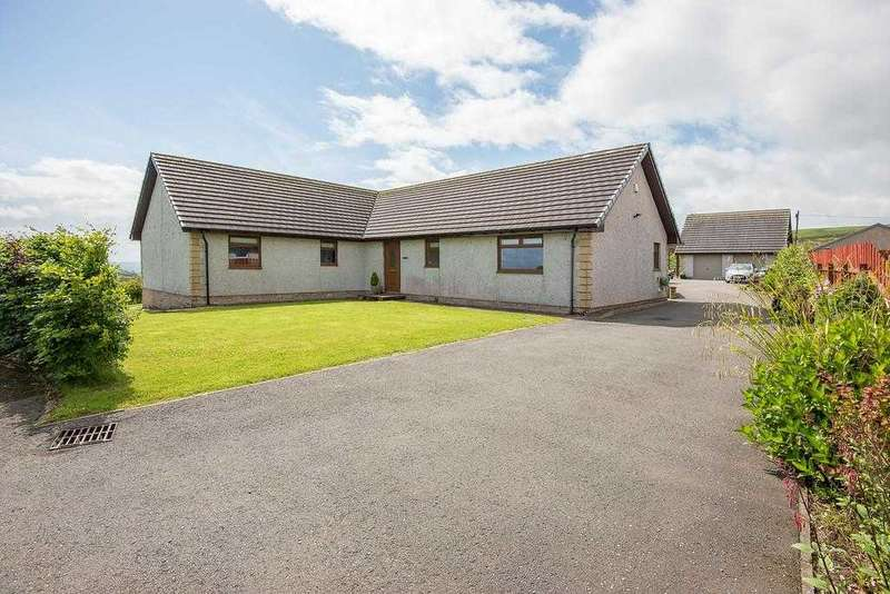 4 Bedrooms Bungalow for sale in Darrach Lodge, Broadside Filters, Denny