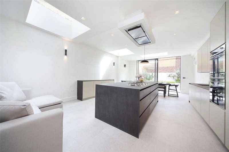 6 Bedrooms Flat for sale in Rosenau Road, Battersea Park, London, SW11