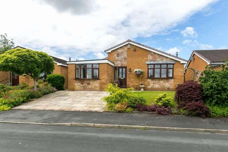 3 Bedrooms Detached Bungalow for sale in Abbey Close, Upholland, WN8 0HE