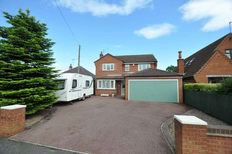 4 Bedrooms Detached House for sale in Ford Lane, Willington