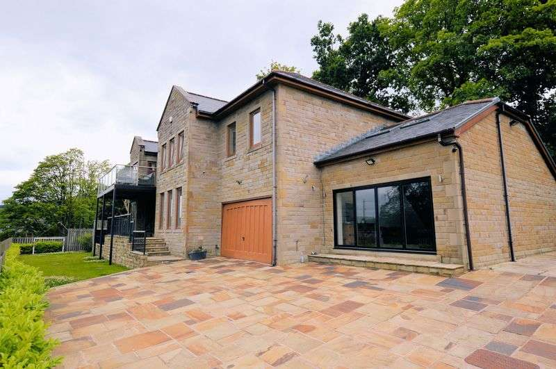6 Bedrooms Detached House for sale in Worswick Green, Rossendale