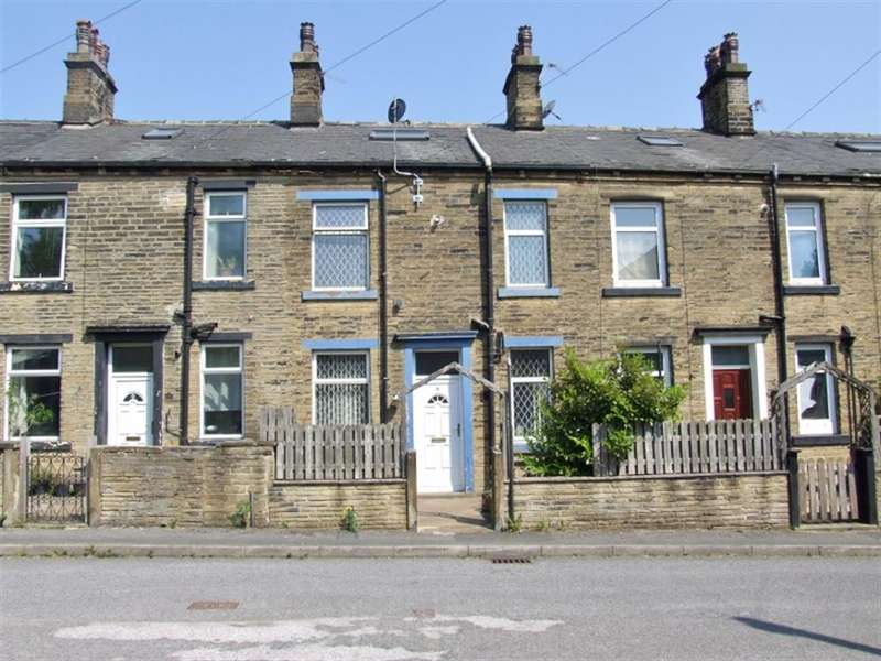 2 Bedrooms Terraced House for sale in Grove Street South, Off Gibbet Street, Halifax, HX1 4LD