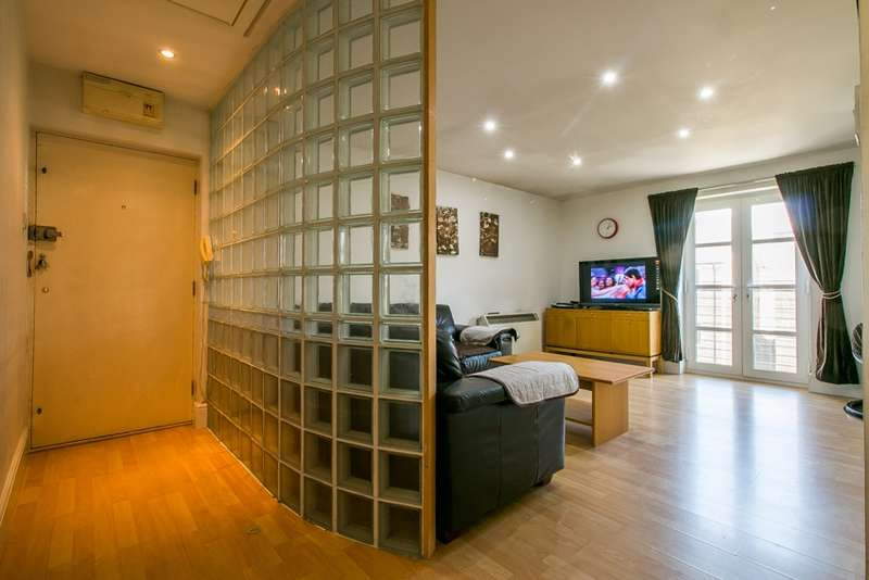 2 Bedrooms Apartment Flat for sale in Langbourne Place, London, London, E14