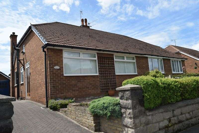 2 Bedrooms Semi Detached Bungalow for sale in Acres Road, Wirral