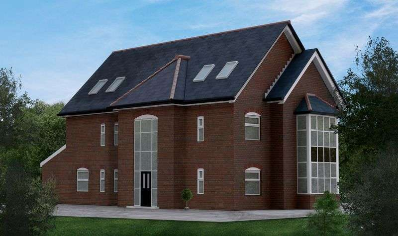 5 Bedrooms Detached House for sale in Plot 1, Grange Road, Bromley Cross, BL7 # LARGE NEW BUILD DETACHED, PART EX CONSIDERED""
