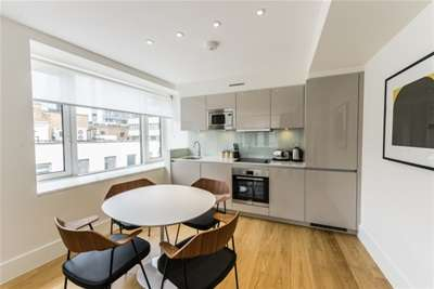 1 Bedroom Property for rent in America Square, London, EC3N