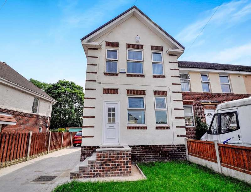 3 Bedrooms Semi Detached House for sale in Godric Road, Sheffield, S5