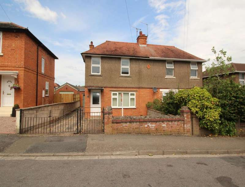 3 Bedrooms Semi Detached House for sale in Ransome Avenue, Worcester, WR5