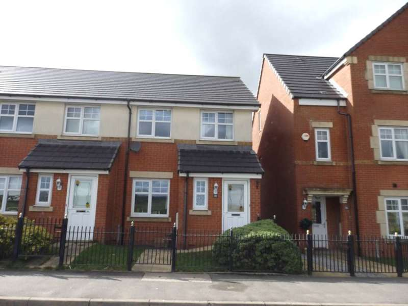 3 Bedrooms Town House for sale in Chewmoor Lane, Lostock