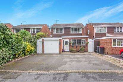 4 Bedrooms Detached House for sale in Watling Street, Grendon, Atherstone, Warwickshire