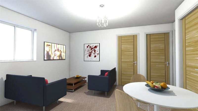 2 Bedrooms Flat for sale in Carclaze Road, St. Austell