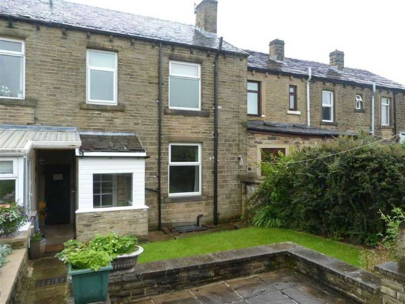2 Bedrooms Property for sale in 179, Cowcliffe Hill Road, Cowcliffe, Huddersfield