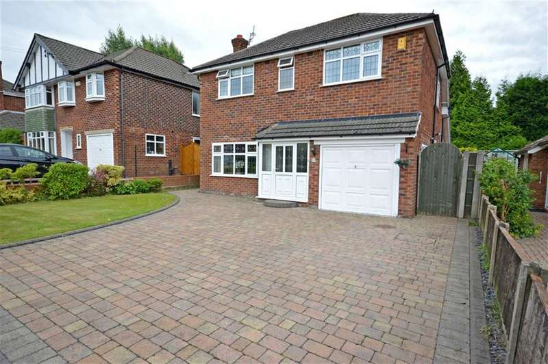 4 Bedrooms Property for sale in MEADWAY, Bramhall, Stockport, Cheshire, SK7